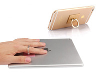 Universal ring mobile phone grip, lazy holder, smartphone ring
