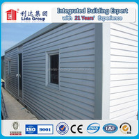 2015 high quality low cost steel mobile living house container for sale