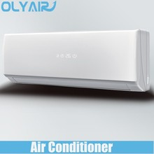 Wall mounted split ac for euro union countries high efficiency