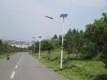 6M 80W IP 65 Long Lifespan Led Street Light Control System