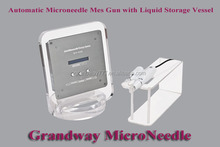 Automatic Microneedle Meso Gun with Liquid Storage Vessel