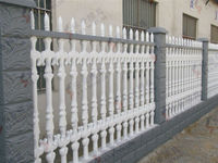 concrete fence molds for sale