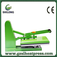 Second hand sublimation dual used heat press transfer printing machine