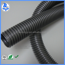 Flexible plastic pipe used for water drainage