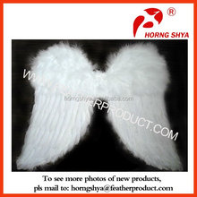 Big Costume White Feather Angel Wings