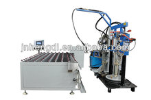 Horizontal automatic sealant sealing line/hengdi double glass making machine/auto glass price
