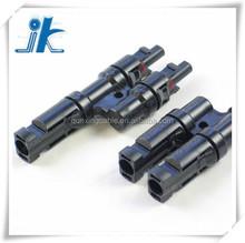 Jiukai manufacturer price T mc4 connector