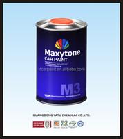 MAXTONE M3 2K Series Hardener drying
