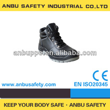 security leather ranger shoes quick delivery EN20345 safety shoes