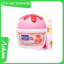 Hot selling gel fragrance gel air fragrance for car promote with logo printing IC-816