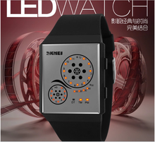 china suppiler wholesales price jelly cheap silicon unisex custom watch