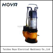 V750F water pump dealers in kenya system price of 1hp low rpm sewage submersible water pump