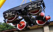 Railway rolling stock bogie from china supplier