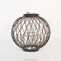 wholesale round shape brass candle holders made in india