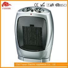 Exquisite Craftsmanship fashion black ceramic heater