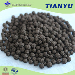 Wholesale 60% organic fertilizer prices with no harm to the soil
