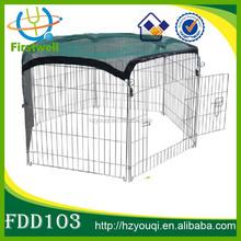 2015 hot sale metal pet cage dog run fence panels