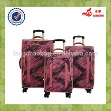 Barato maletas de moda de marca de equipaje equipaje del bolso de balanceo