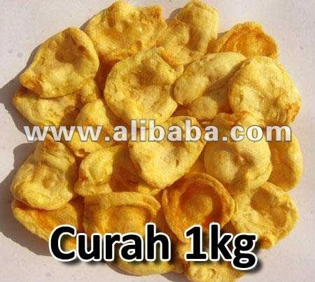 Salak Chip / merienda ( frito fruta )
