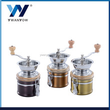 taiwan colorful stainless steel coffee mill
