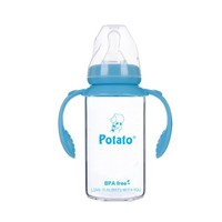feeding bottle disposable, baby feeding glass bottle potato