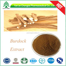 GMP Certificate high quality 4:1,10:1,20:1 natural great burdock root extract