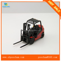 1 25 scale JAC diecast metal forklift scale model