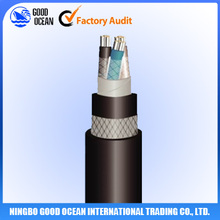 KR NK approved MGCH Marine cable copper cable price per meter