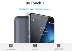 "in stock ! 5.5"" Ulefone Be Touch3 MTK6753 Octa Core 3gb ram +16gb rom support wifi gps bluetooth mobile phone"