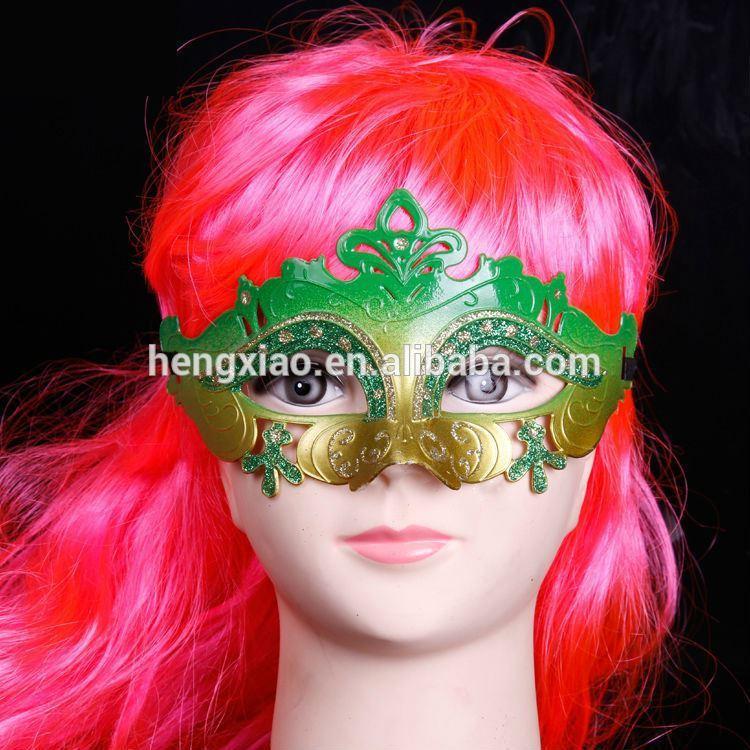 Atacado prata design <span class=keywords><strong>festa</strong></span> de máscaras máscara de halloween