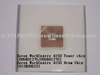 The wireless compatible toner and drum chip for Xerox WorkCentre 4150 printer series