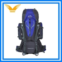 2015Outdoor Sports Camping Hiking Backpack Bag with Rain Cover
