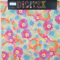 2016SS latest fashion digital print silk bedding set