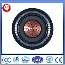 600 V - 35 KV Industrial Low Voltage/ Medium Voltage Armored Power Cable