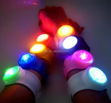 Assort Flashing Bracelet Wristband new items happy led bracelet cutomized led glow silicone bands Super bright led bracelet
