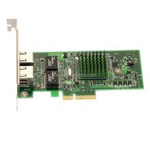 Manufacturer 10/100/1000mbps Dual Port BCM5709 PCI - Express lan with good price