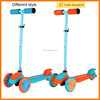Kids cheap scooter/cheap 3 wheel trike scooter/child toy car