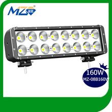 160W led driving lights super bright led light bar