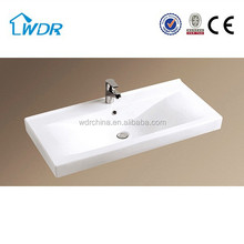 chaozhou sanitary ware porcelain 920mm and 1000mm big basin