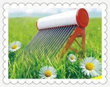 Neoteric Economic Preheat Solar Water Heater