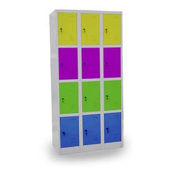 Wal-mart - 12 door locker