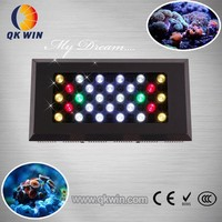 165W Led Aquarium Light for acuario Salt Water Fish and Coral Reef