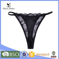 Fitness Noble and Elegant Mature Lace Black Girls Nighty Sexy Wear Lingerie