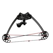 50lbs archery compound triangle bow