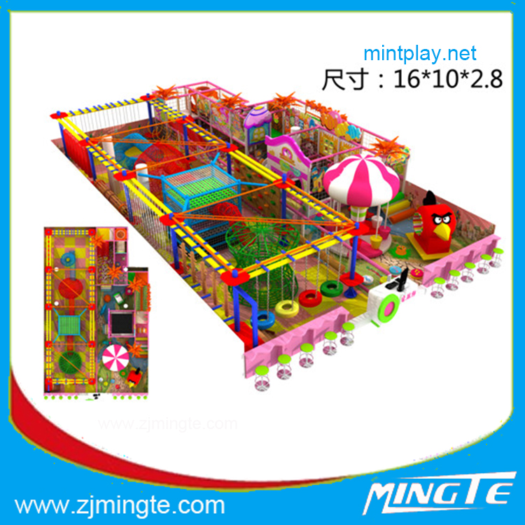 Cheap indoor playground shopping mall ys park children for Cheap indoor play areas