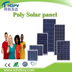 Made in China Manufacturer Grade A Monocrystalline Silicon or Polysilicon 12v 100W 200W Solar panel 300W for solar system use