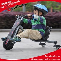 LDiscount price Easy rider Scooter power flash rider 360 scooter children electric children tricycle and trailer