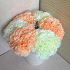 wedding decoration artificial carnation flowers