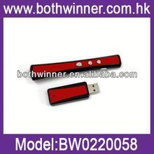 Wireless presenter pointer laser BW089