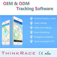 Multifunctional GPS Tracking System Software for fleet security management/mobile phone tracking software/tracking system